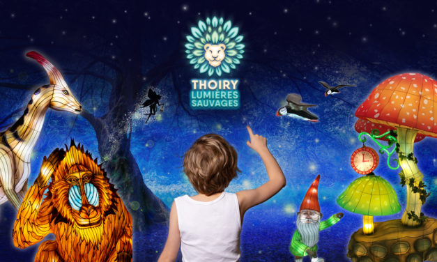 Thoiry, Zoosafari – Lumières Sauvages