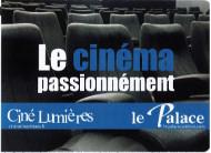 CINEMAS Lumières d'Armentières et Palace de Cambrai
