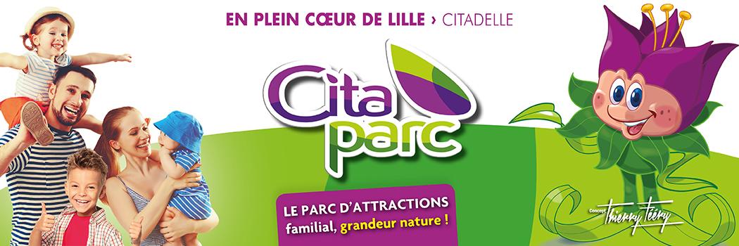 Cita-parc – Lille Citadelle